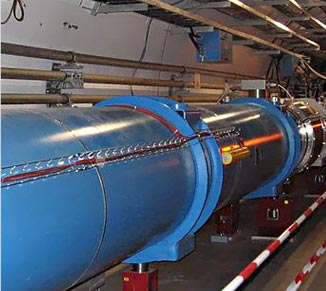Our small labels are used in CERN's Large Hadron Collider.